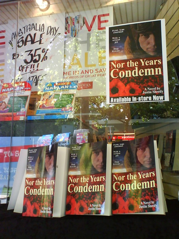 nor-the-years-condemn-by-justin-sheedy-at-dymocks-nth-sydney-24-jan-13